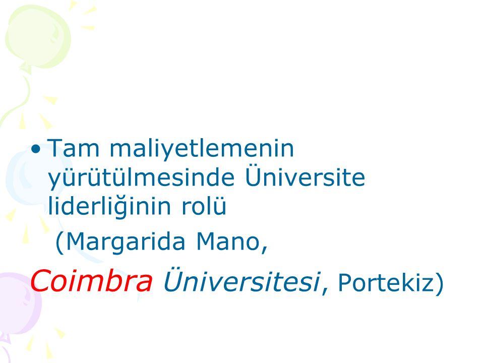 Başlıklar Kurumsal Çerçeve Coimbra Üniversitesi ' nde liderliğin önemi Liderlik: bazı engeller Liderlik: anahtar başarı faktörleri Liderliğin zorlukları Nihai görüşler