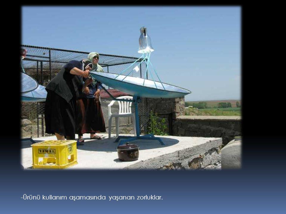 -Proje kapsamında geliştirilen ikinci ürün, yaş sebze ve meyve kurutma fırını. 2- KURUTMA FIRINI