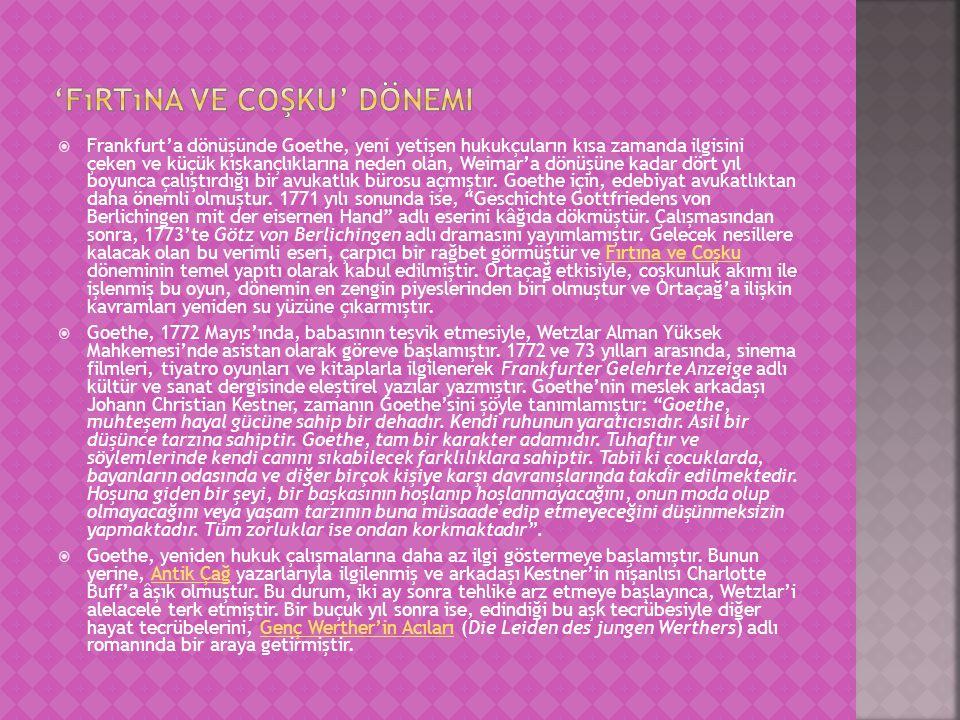  Hayatımdan.Edebiyat ve Hakikat (Otobiyografik Çalışma, 4 Cilt)- (Aus meinem Leben.