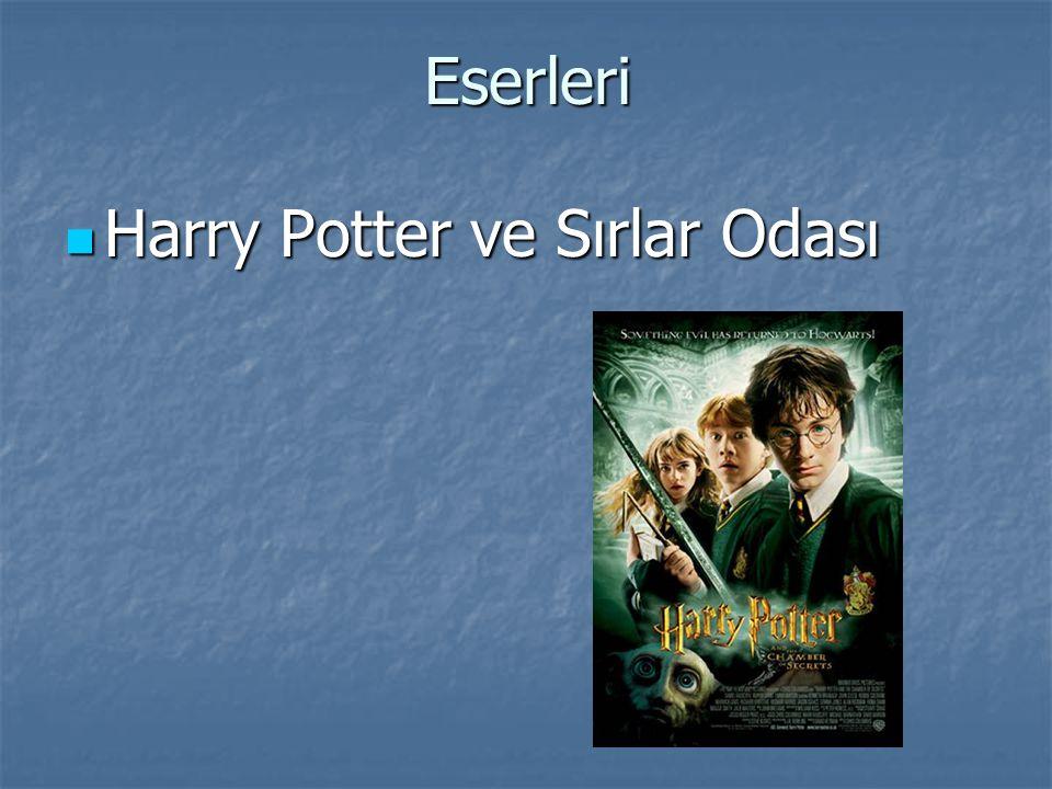 Eserleri Harry Potter ve Sırlar Odası Harry Potter ve Sırlar Odası