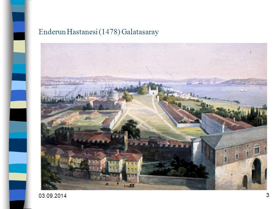 03.09.2014 3 Enderun Hastanesi (1478) Galatasaray