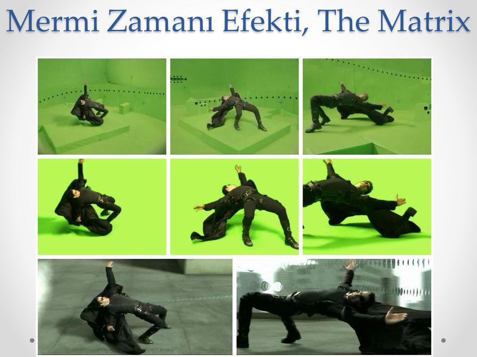 Mermi Zamanı Efekti, The Matrix