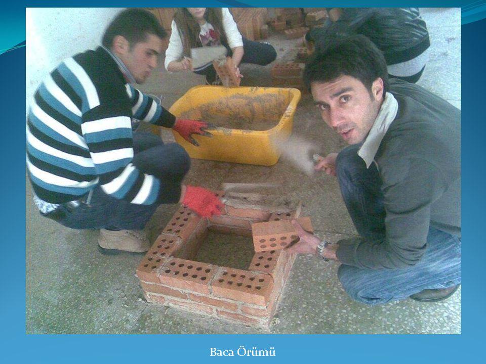 Kaba sıva mastar çekimiİnce sıva yapımı