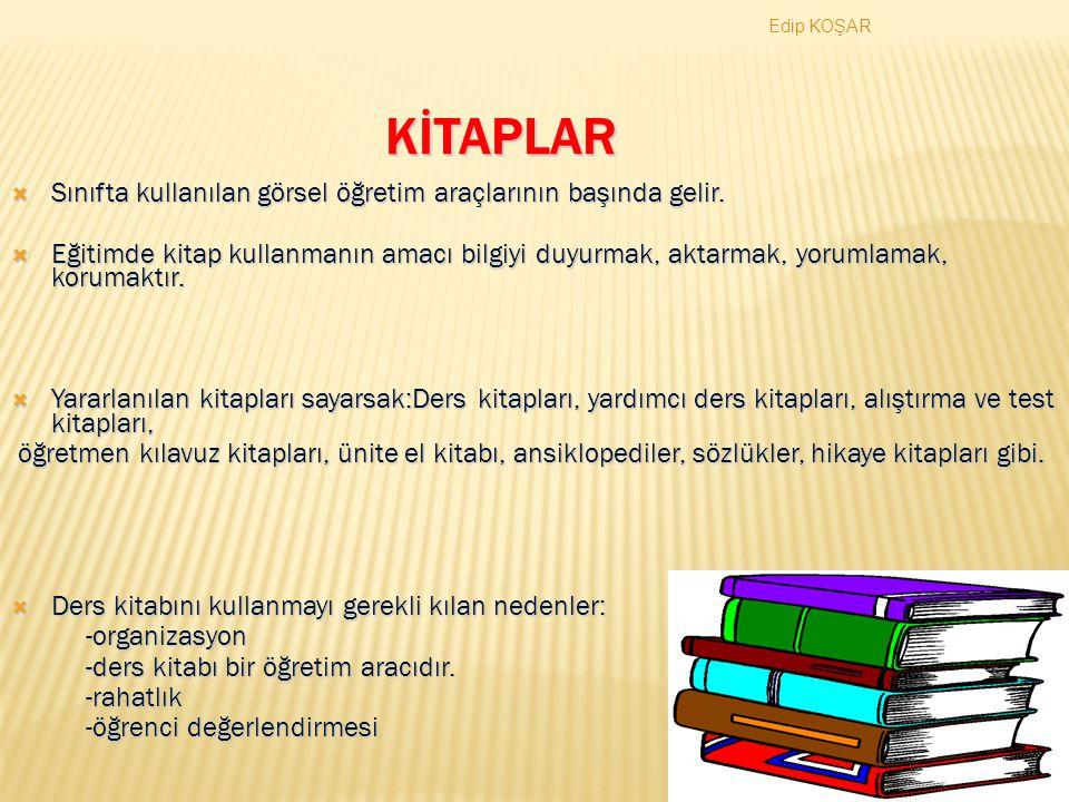 Edip KOŞAR Kitaplar Ders Kitapları Görsel Araçlar Alıştırma Kitapları Öğretmen Kitapları Kaynak Kitaplar