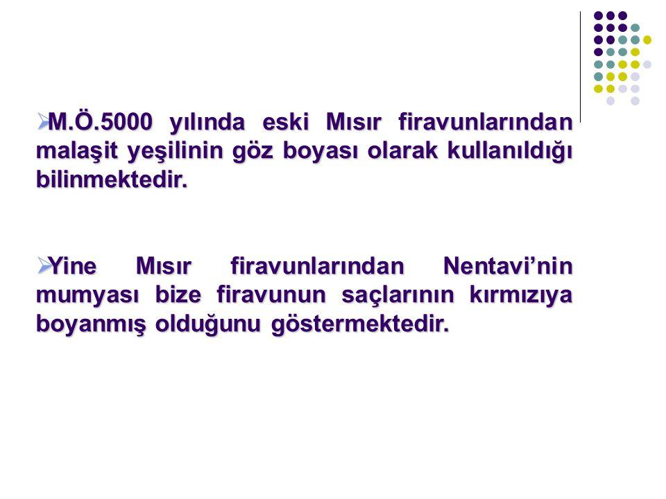 Kaynakça: *Mennan Aysan Kuzanlı, Nasıl Zehirleniyoruz.