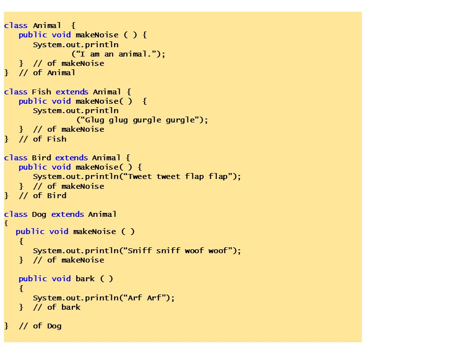 Shape.java Lines 5-7 Classes that implement Shape must implement these methods 1 // Fig.