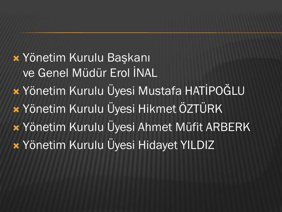  BEŞ YILDA ÜÇ KAT ARTAN SATIŞLAR  2003 Mayıs ayında göreve başlayan Genel Müdür İbrahim Ertiryaki ile Tüvasaş ın  satış gelirlerinde (ABD doları üzerinden) büyük bir artış izleniyor.