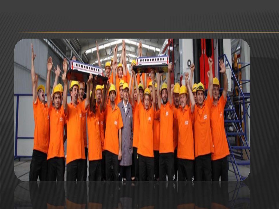 Türkiye Vagon Sanayi A.Ş.