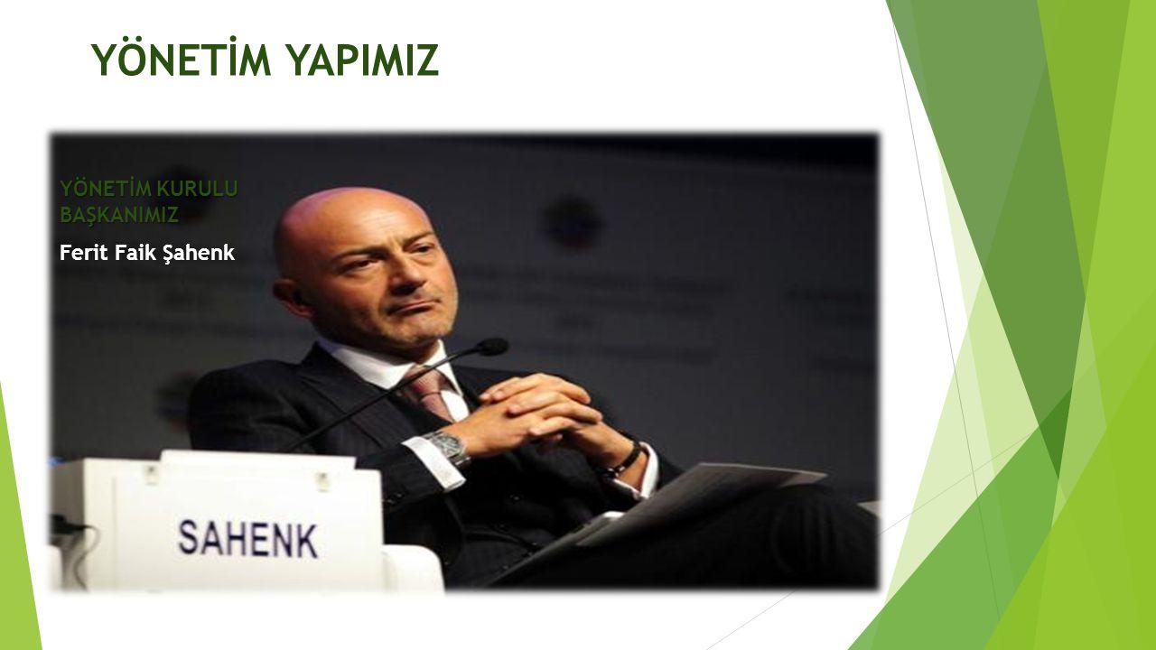Türkiye nin hep ilerleyen bankası Garanti  VİZYONUMUZ Avrupa da en iyi banka olmak.