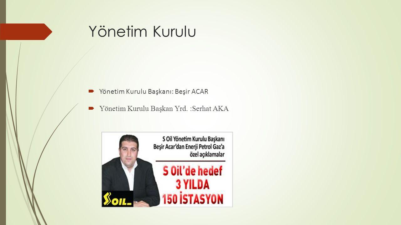  Şirket merkezi Mersin'dedir.  50.000.000 TL sermayeyle kurulmuştur.