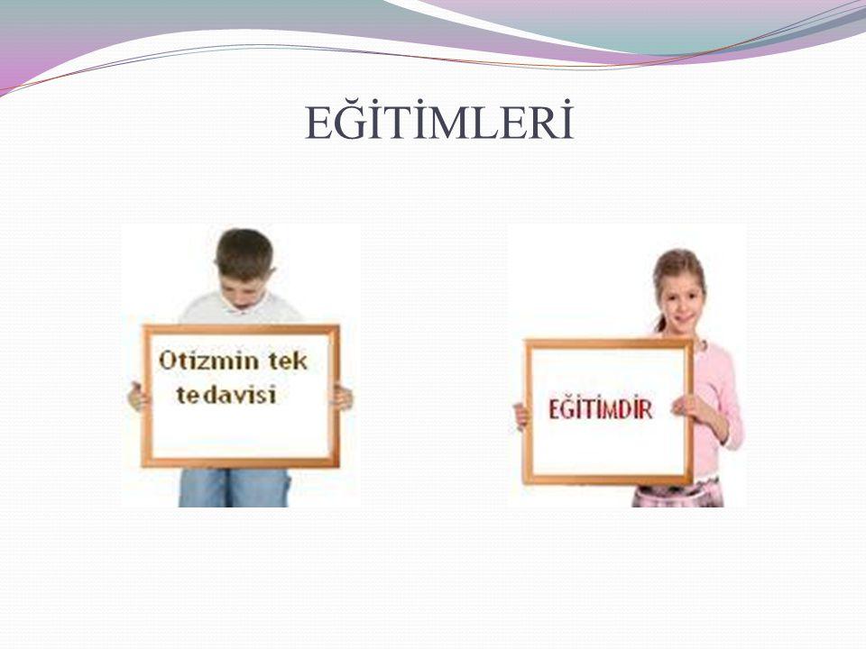 EĞİTİMLERİ