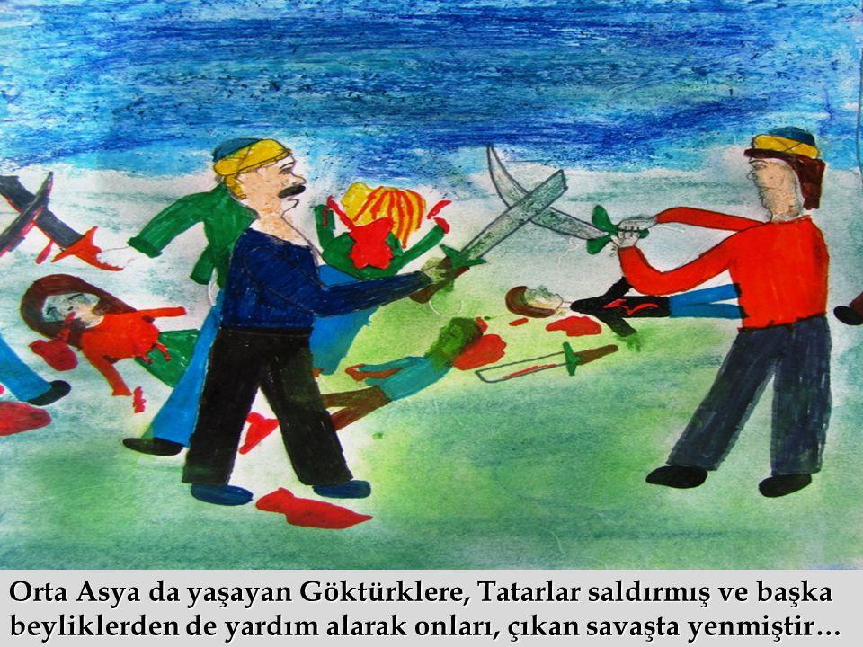 Göktürklerin Ergenekon'dan çıktıkları tarih olan 21 Mart, her yıl özgürlük ve bahar bayramı olarak kutlanır… Göktürklerin Ergenekon'dan çıktıkları tarih olan 21 Mart, her yıl özgürlük ve bahar bayramı olarak kutlanır…