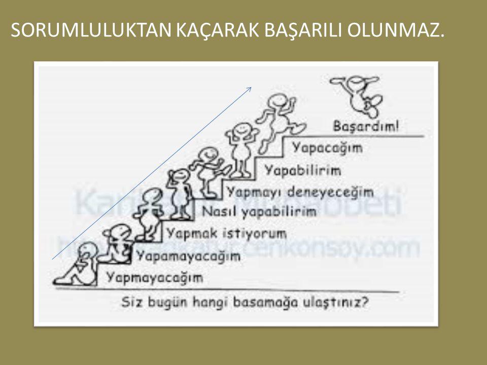 Her insan herkes karşısında her şeyden sorumludur. (Dostoyevski