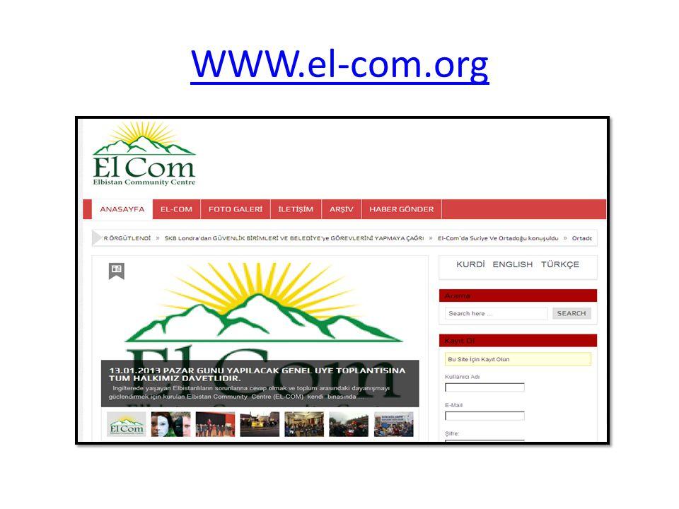 WWW.el-com.org