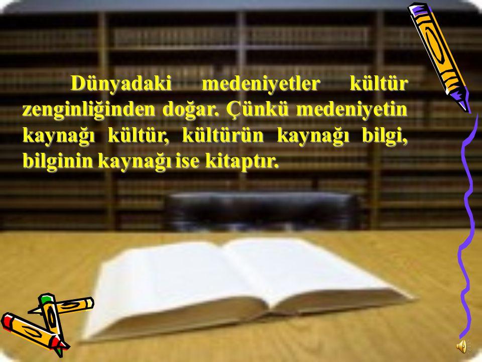 Okumaya vakit ayır, okuma bilginin pınarıdır. Duaya vakit ayır, dua güç anlarda direnmenin desteğidir. Sevmeye vakit ayır, sevme yaşamı tatlı kılan şe