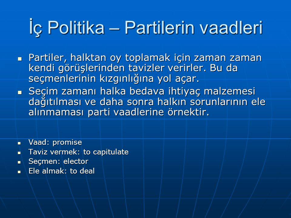 Değişen Türkiye Laik bir çizgiye sahip CHP'nin çarşaflı hanımları partisine kabul etmesi seçmenlerin tepkisini almıştır.