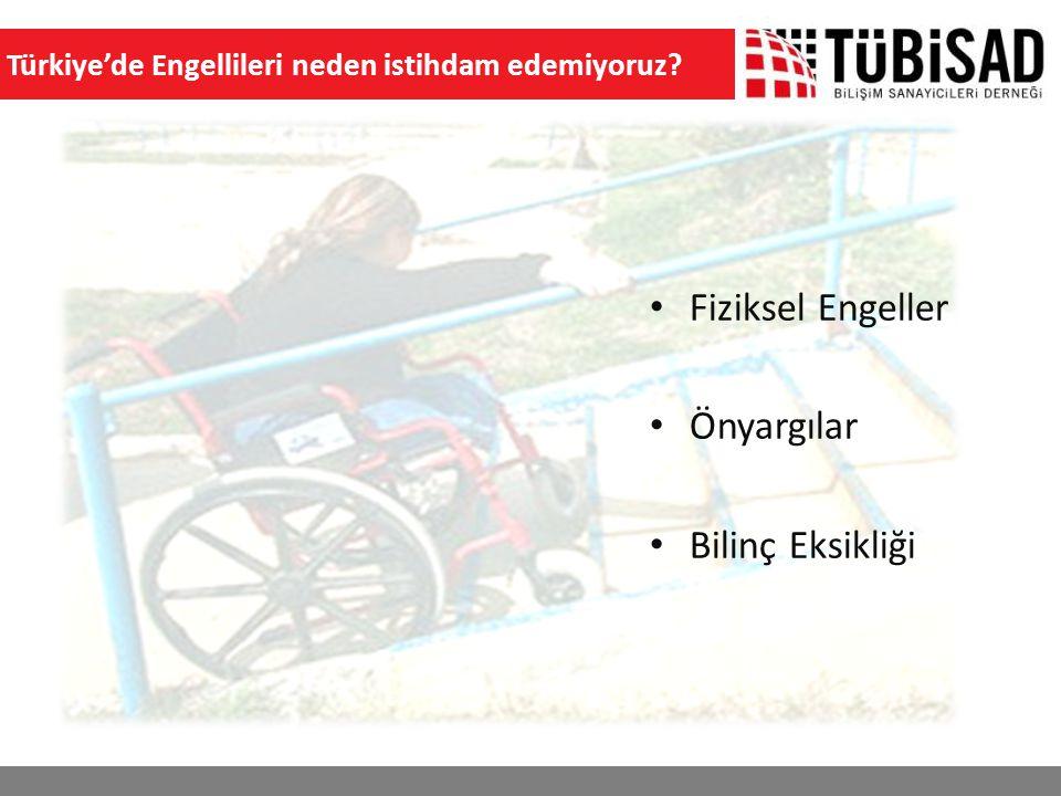 Fiziksel Engeller Önyargılar Bilinç Eksikliği Türkiye'de Engellileri neden istihdam edemiyoruz