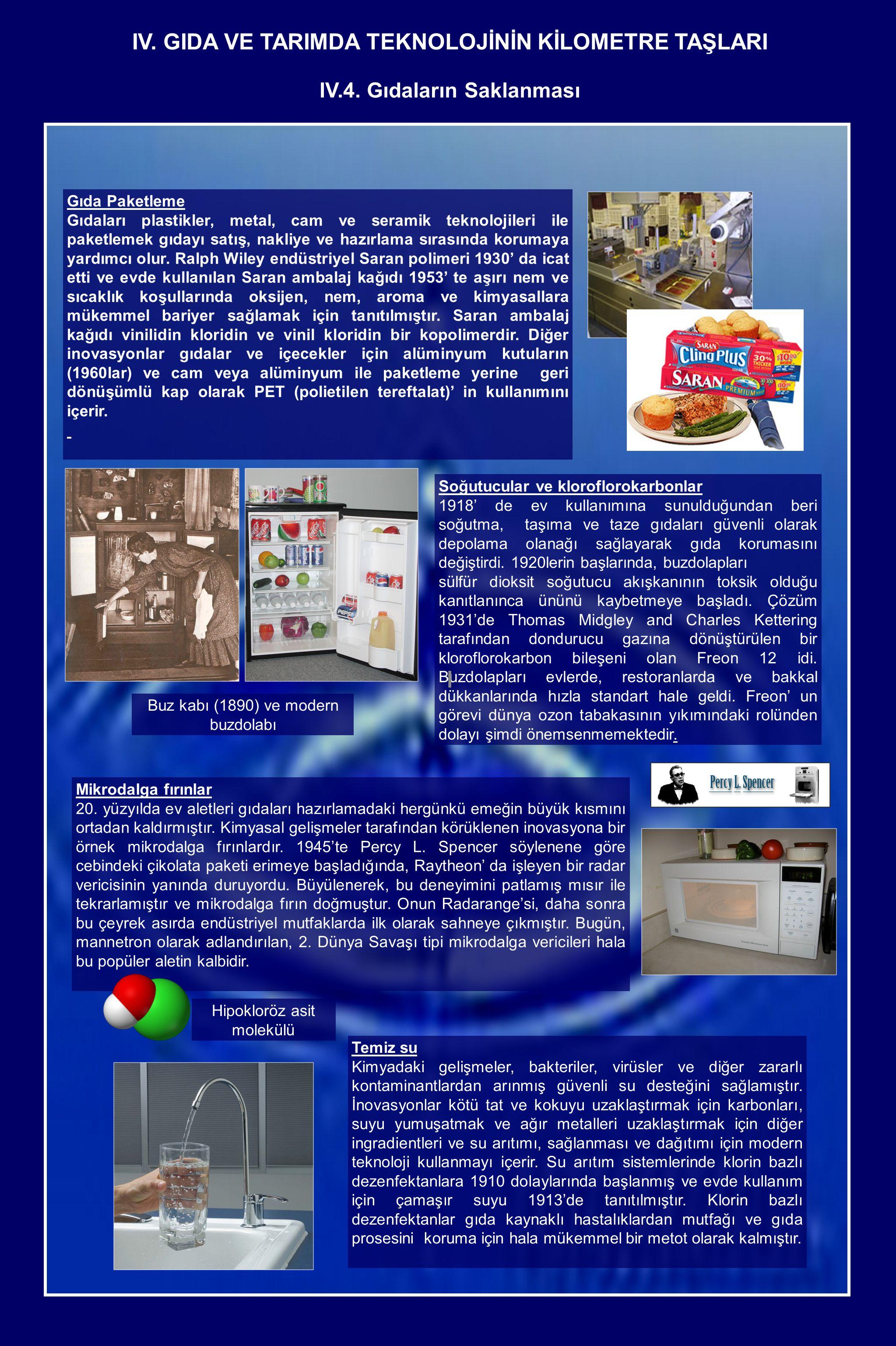 Gıda Paketleme Gıdaları plastikler, metal, cam ve seramik teknolojileri ile paketlemek gıdayı satış, nakliye ve hazırlama sırasında korumaya yardımcı