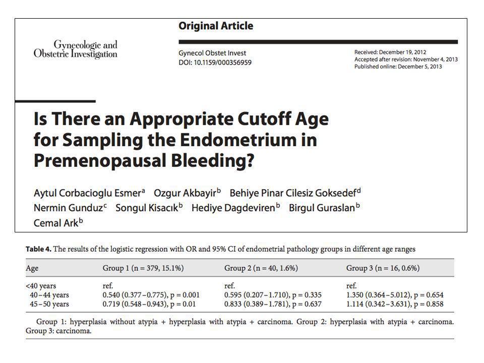 Tamoksifen kullanan hastalarda endometrial patoloji açısından takip nasıl yapılmalı?