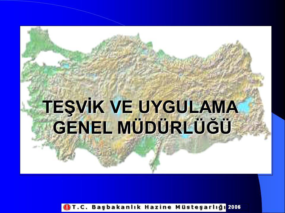 Kanun kapsamında; Doğu ve Güneydoğu Anadolu bölgesinde ve Kalkınmada Öncelikli Yöre statüsünde yer alan ve GSMH'dan 1.500 ABD Doları ve altında pay alan 49 ildir.