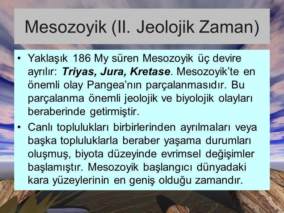 Mesozoyik (II.