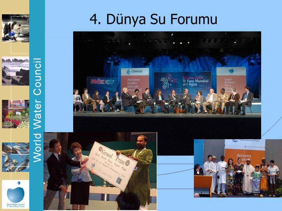 4. Dünya Su Forumu