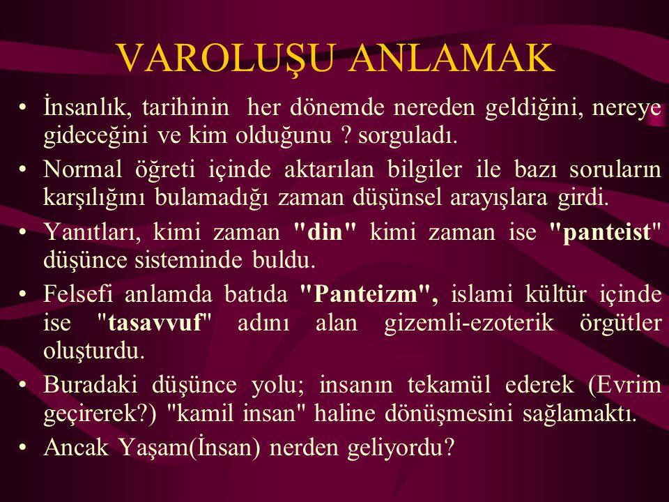 DOĞA FELSEFESİ VE DÜŞÜNÜRLERİ Felsefe, M.Ö.