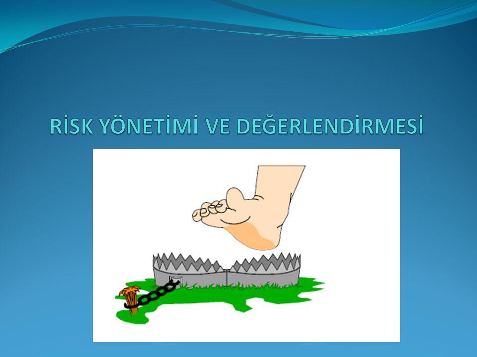 1) Tehlike veya tehlike kaynaklarının ortadan kaldırılması.