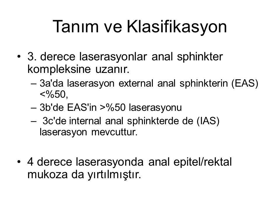 Kolostomi Endikasyonları –tekrarlayan onarım başarısızlığı, –inflamatuar bağırsak hastalığı, –perianal sepsisdir.