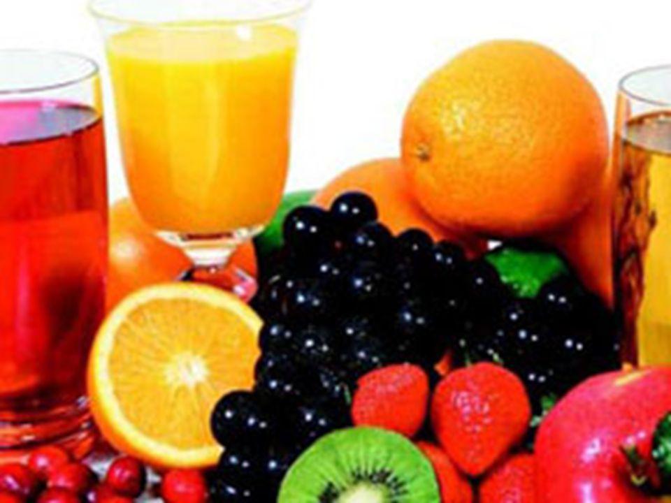 Meyve suyu üretiminde ilk enzim kullanımının 60 yıl önce başladığı bilinmektedir.