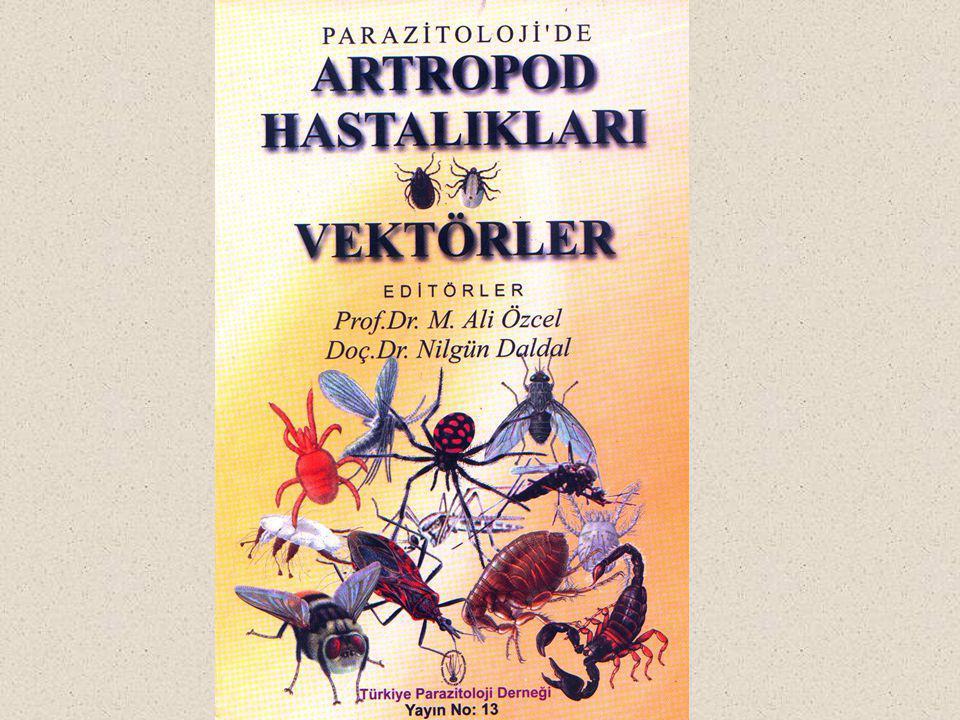 İnfestasyon Arthropodların vücut üzerine yerleşmesi, gelişmesi veya çoğalması, insanlarda hastalık oluşturması