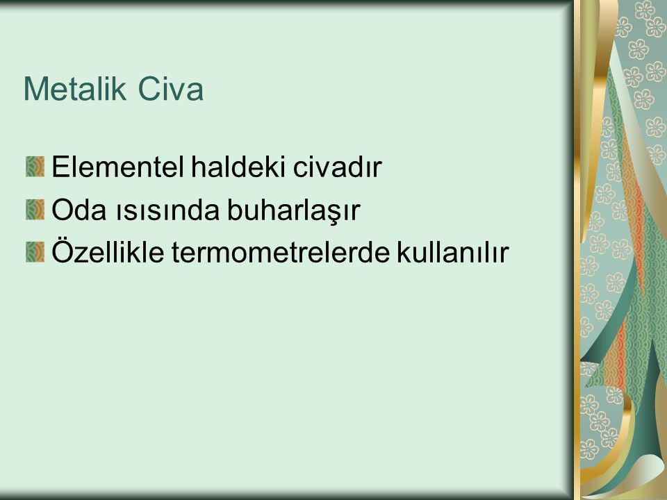 Araştırmalar sonucunda kuş türlerinde ölümlere yol açan nedenlerin başında, İsveç de 1940 yılından itibaren kullanılmaya başlanan metil civa ile hazırlanan tarımsal savaş ilacının büyük rol oynadığı ortaya çıkmıştır.