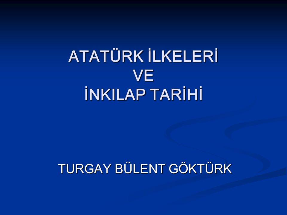 ISLAHAT HAREKETLERİ * III.SELİM VE II.