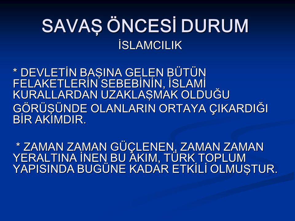 MONDROS ATEŞKES ANTLAŞMASI Kısa bir süre sonra; İngilizler: Musul, Antep, Urfa, Maraş, Batum, Kars'ı işgal etmişler, Samsun ve Merzifon'a asker göndermişlerdir.