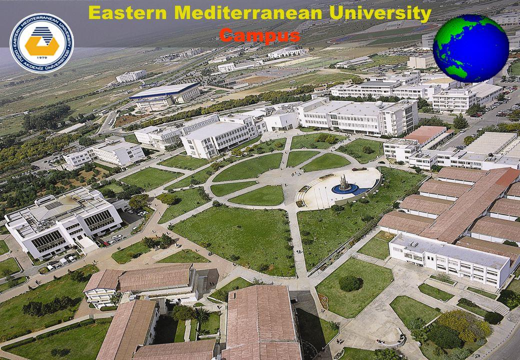 Eastern Mediterranean University Campus 1