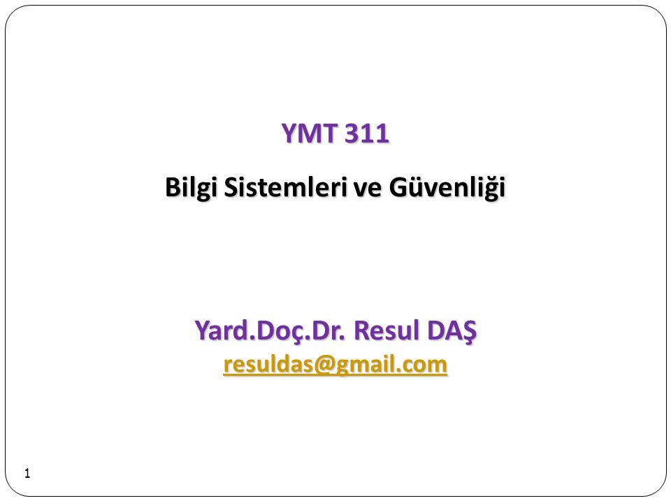2 Yrd.Doç.Dr.Resul DAŞ 1975, Elazığ.