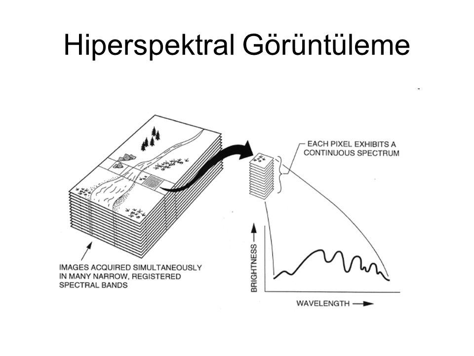 Hiperspektral Görüntüleme