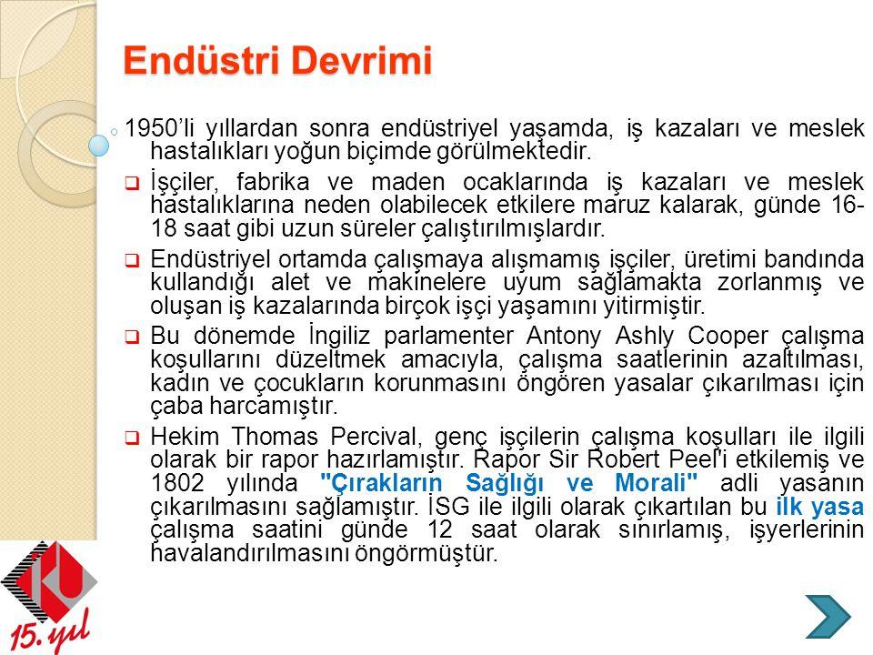 Türkiye'de ve Dünyada İ SG