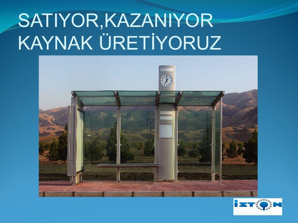 SATIYOR,KAZANIYOR KAYNAK ÜRETİYORUZ