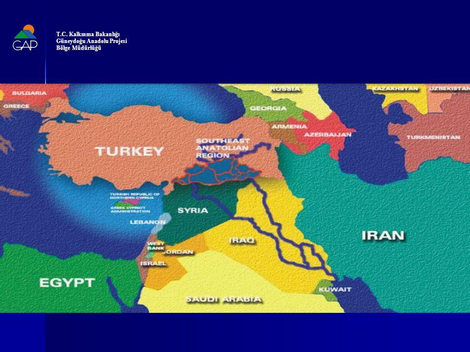 T.C. Kalkınma Bakanlığı Güneydoğu Anadolu Projesi Bölge Müdürlüğü