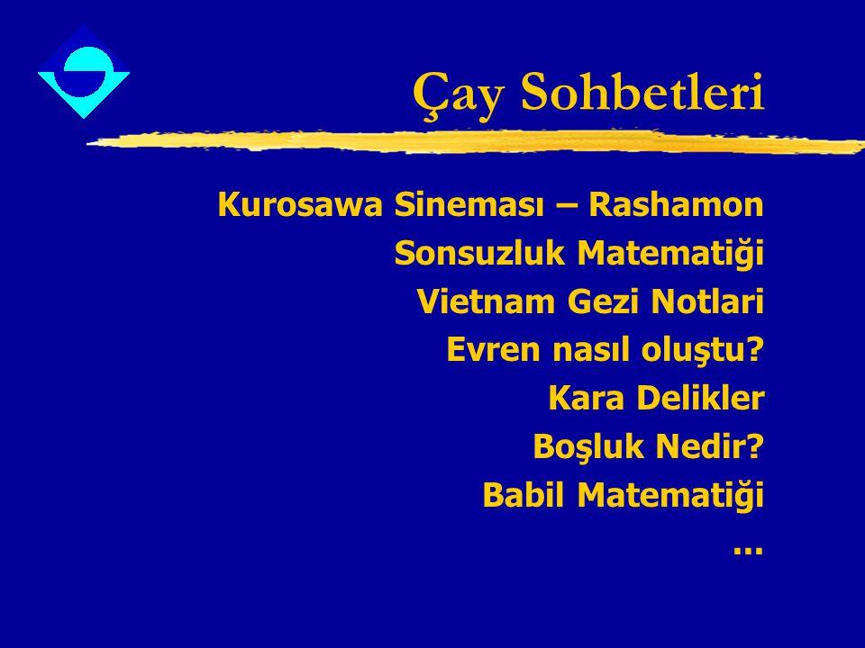 Çay Sohbetleri Kurosawa Sineması – Rashamon Sonsuzluk Matematiği Vietnam Gezi Notlari Evren nasıl oluştu? Kara Delikler Boşluk Nedir? Babil Matematiği