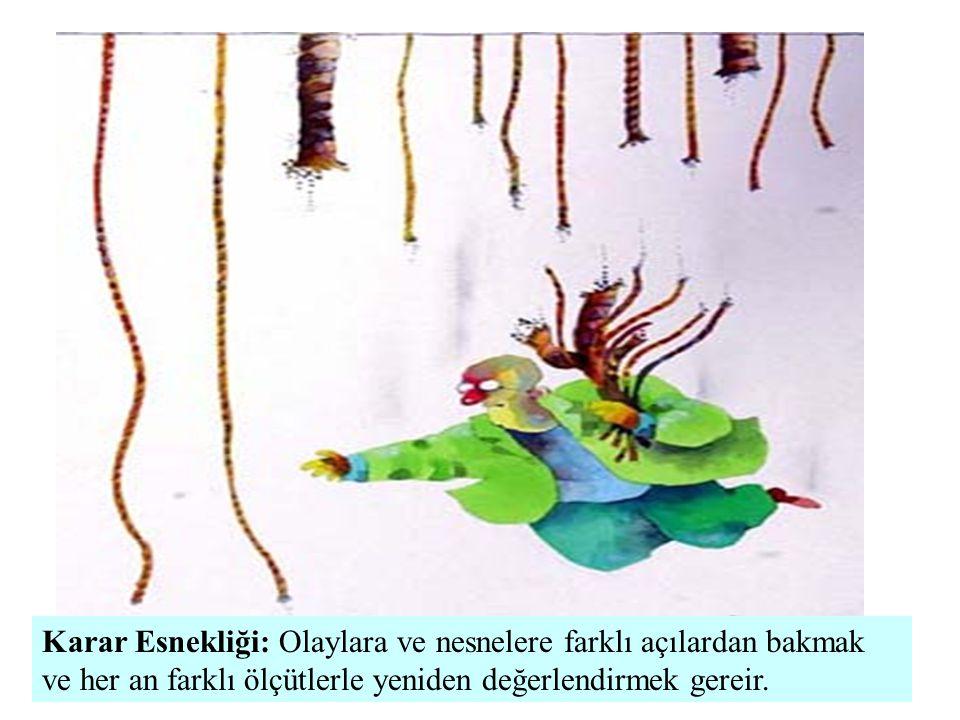 Ali Baykal Yaratıcılık Eğitimi Yaratıcı insanlar cesur yürekli ve gözü pek olurlar..