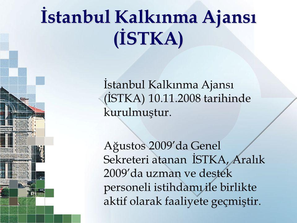 2010-2013 İstanbul Bölge Planı Katılımcı Süreç:  Temmuz 2010Arama Konferansı  Ağ.