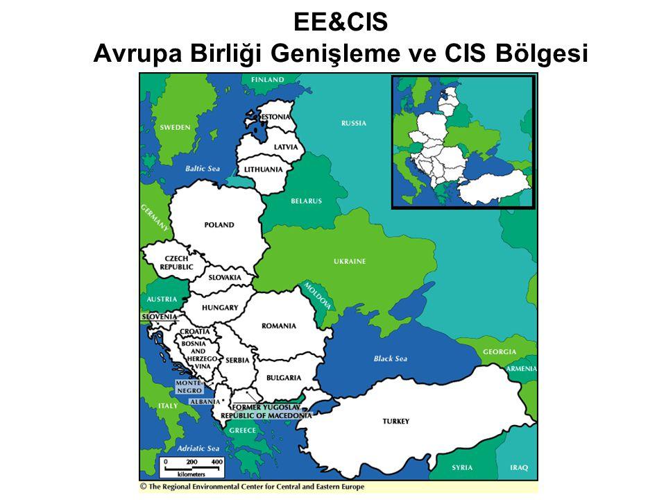 EE&CIS Avrupa Birliği Genişleme ve CIS Bölgesi