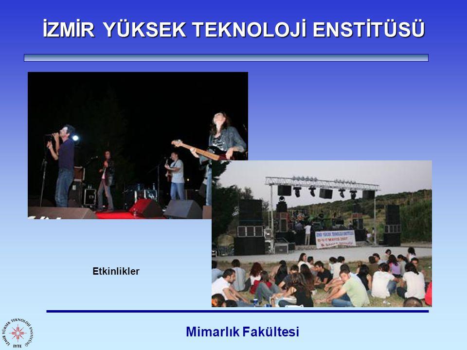 İkinci Mansiyon  Ziya İmren, Fethiye Belediyesi Alışveriş ve Yaşam Merkezi Ulusal Mimari Proje Yarışması (İkinci Mansiyon) - 2008 Birincilik Ödülü  Kadir Öztürk, Beton Tasarım Yarışması (Birincilik Ödülü) - 2008 Birincilik Ödülü  Burak Sarı, 2010 İstanbul Taksisi Canlı Proje Yarışması (İstanbul Tasarım Haftası kapsamında) (Birincilik Ödülü) - 2007 Jüri Özel Ödülü, 3.