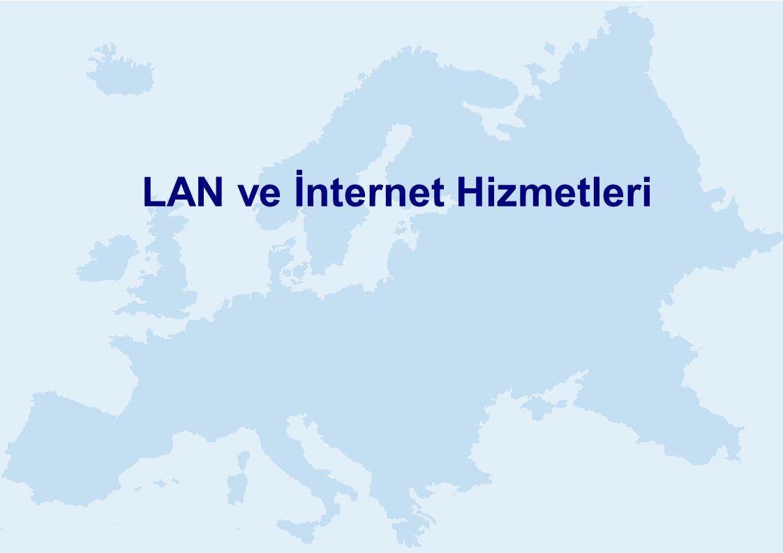 LAN ve İnternet Hizmetleri
