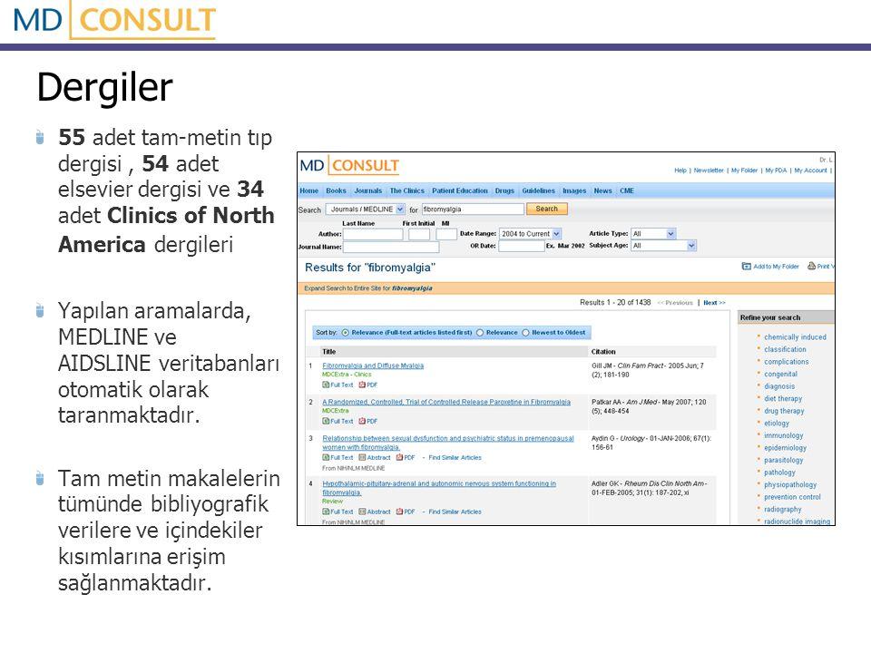 Haberler (News) MD Consult Haberleri günlük olarak güncellenmektedir.