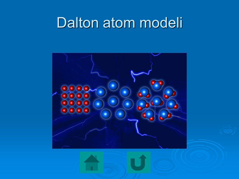 5) Bohr atom modeli ile modern atom modelinin arasında ne gibi farklar vardır? 6) Orbital ile yörünge arasında ne gibi farklar bulunmaktadır?