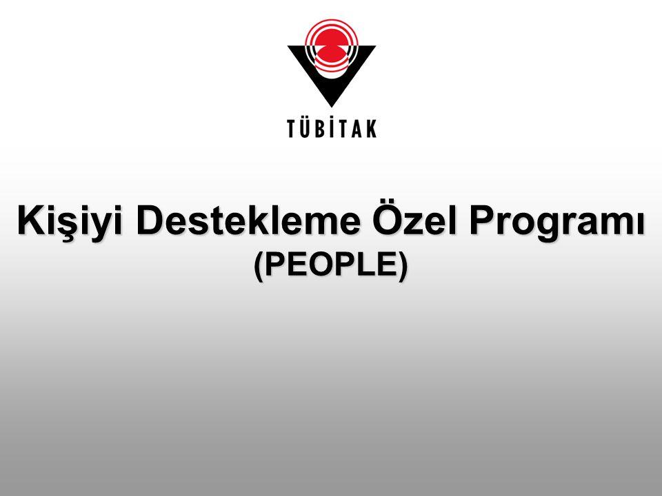 Kişiyi Destekleme Özel Programı (PEOPLE)