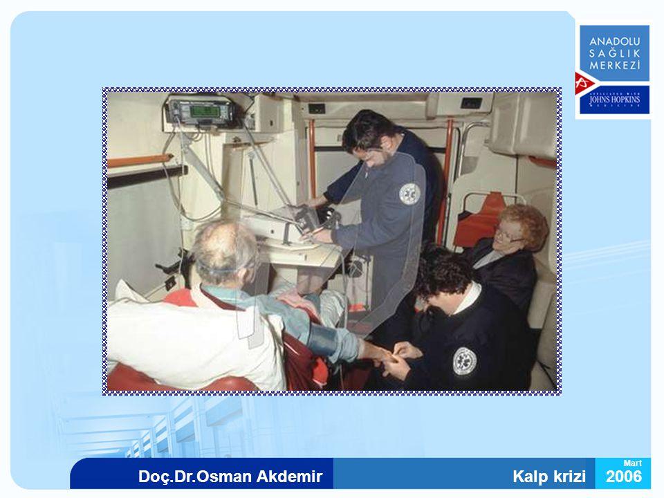 Kalp krizi2006Doç.Dr.Osman Akdemir Mart
